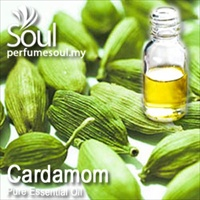 Pure Essential Oil Cardamom - 10ml
