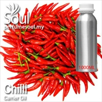 Carrier Oil Chilli - 1000ml - Click Image to Close