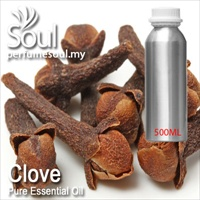 Pure Essential Oil Clove - 500ml