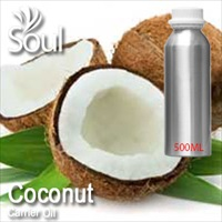 Carrier Oil Coconut Gred (B) - 500ml