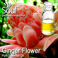 Pure Essential Oil Ginger Flower - 50ml