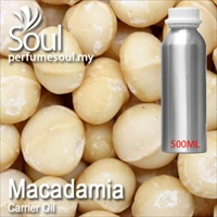 Carrier Oil Macadamia - 500ml