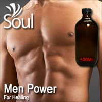 Essential Oil Men Power - 50ml - Click Image to Close