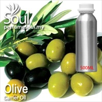 Carrier Oil Olive - 500ml