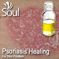 Essential Oil Psoriasis Healing - 50ml