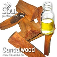 Pure Essential Oil Sandalwood - 10ml