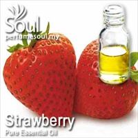 Pure Essential Oil Strawberry - 10ml