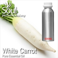 Pure Essential Oil White Carrot - 500ml