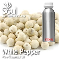 Pure Essential Oil White Pepper - 500ml